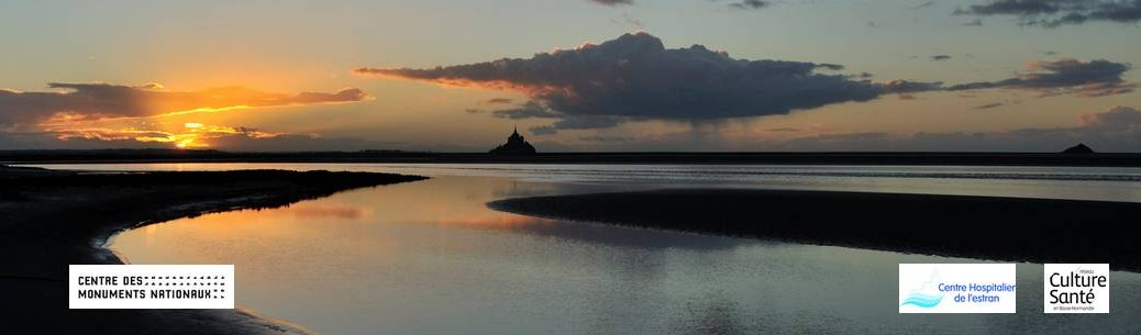 Mont Saint Michel animation eau source de vie